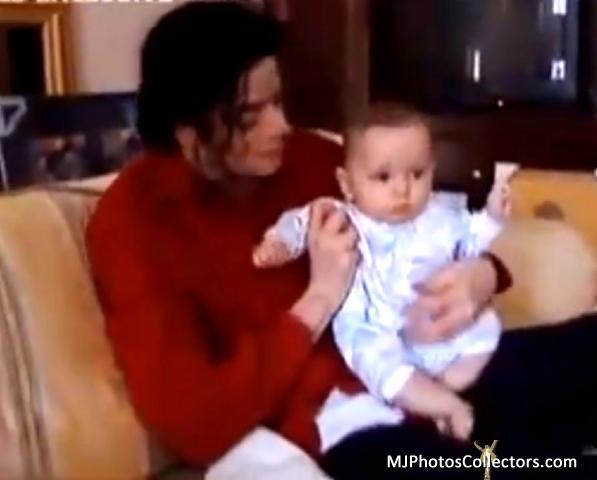 Michael And Baby Prince
