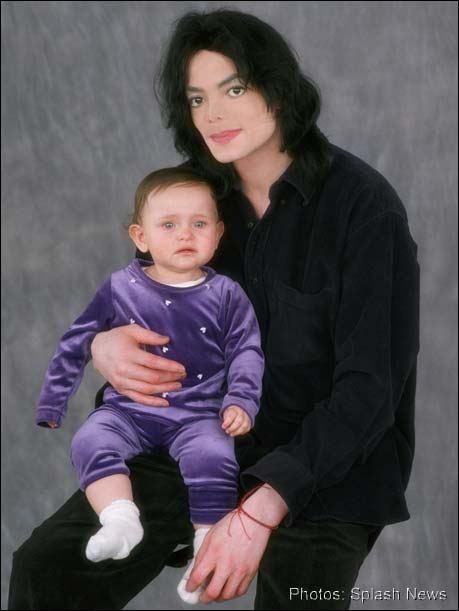 Michael And Daughter, Paris