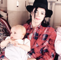 Michael And Son, Prince - michael-jackson photo