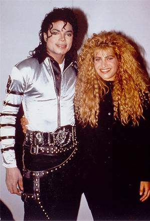 Michael And Taylor Dayne