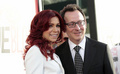 Michael Emerson & Carrie Preston || True Blood Premier - michael-emerson photo