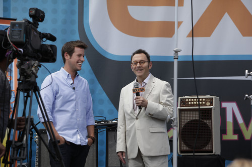 Michael Emerson || Comic-Con + Extra Stage