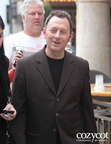 Michael Emerson || Extra Interview