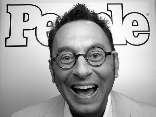 Michael Emerson || People/WB Photo Booth - michael-emerson Photo
