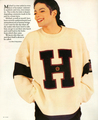 Michael Going Collegiate - michael-jackson photo