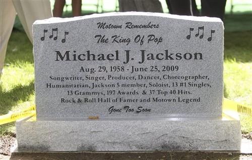 Michael Jackson (1958 - 2009