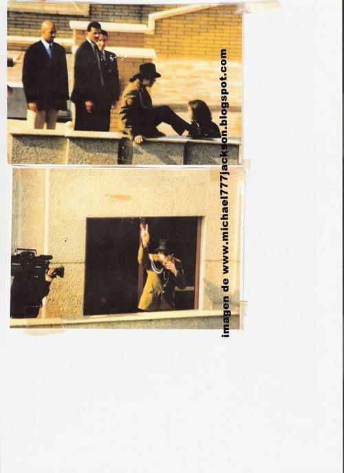 Michael Jackson In Zagaroza