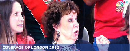 Michael Phelps' Mom Debbie