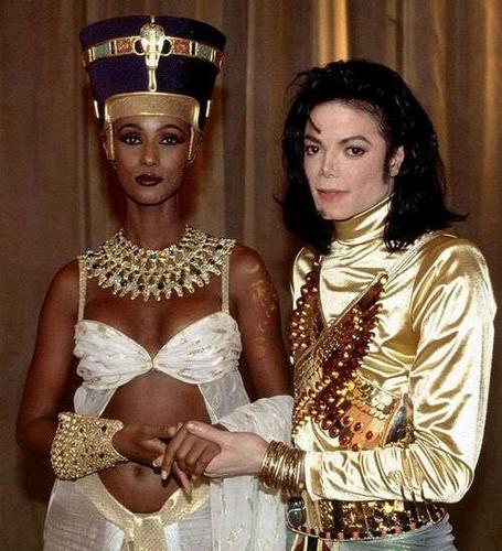 Michael and Iman