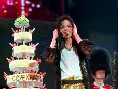 "Michael Jackson Legacy 壁紙 entitled Michael's ""39th"" Birthday In Copenhagen, Denmark"