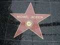 Michael's estrella On The Hollywood Walk Of Fame