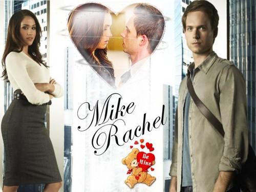 Mike & Rachel 4ever