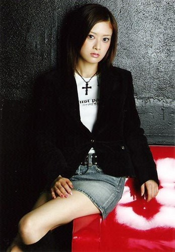 Jpop achtergrond containing a well dressed person entitled Miki Sato