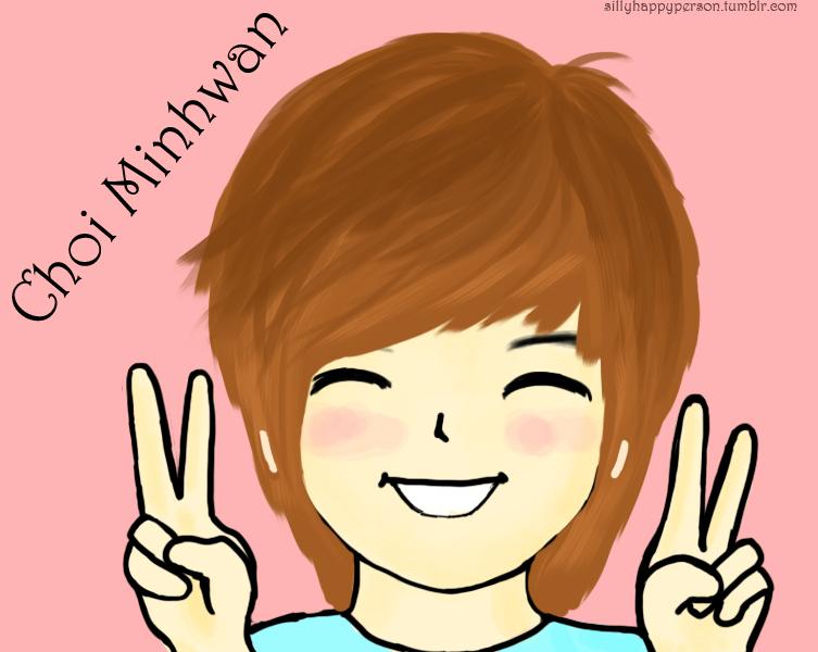 Minhwan fanart