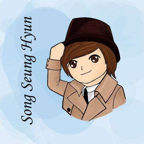 F.T. Island wallpaper entitled Seunghyun fanart