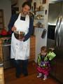 Misha & West Cooking