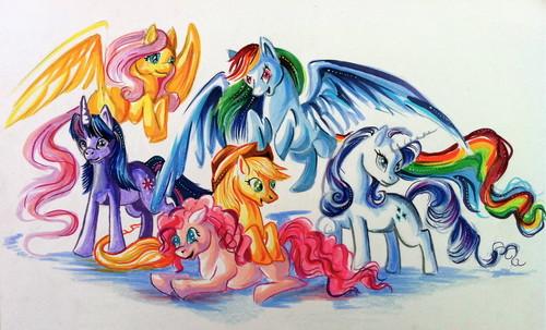 More Pony Pics