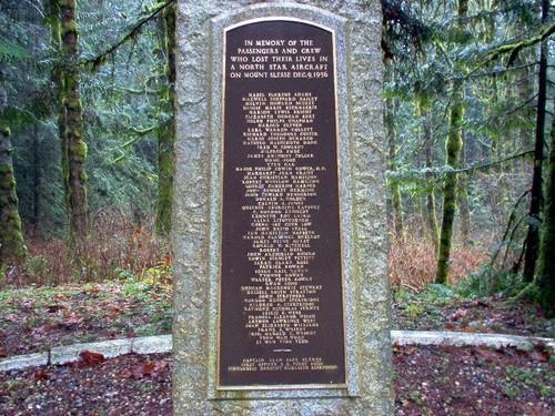 Mount Slesse Memorial