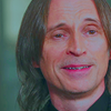 Rumpelstiltskin/Mr. Gold photo containing a portrait entitled Mr. Gold