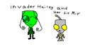 My Fan Invader zim Careiter (: - nickelodeon photo