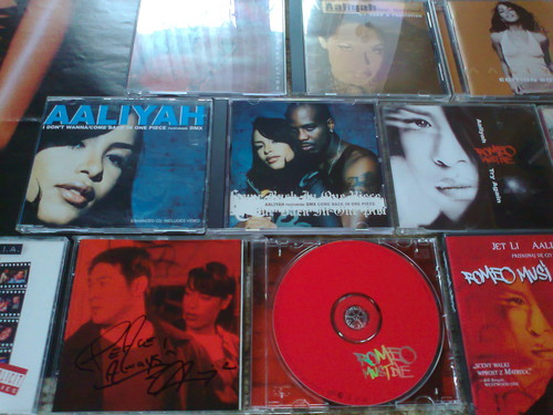 My 'Romeo Must Die' collection :)