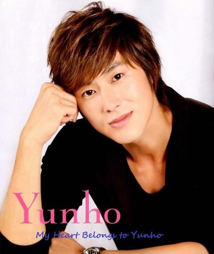 u know Yunho DBSK Hintergrund containing a portrait entitled My heat belongs to Yunho <3