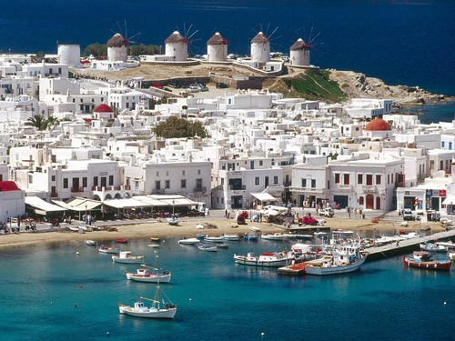 Mykonos - greece Photo