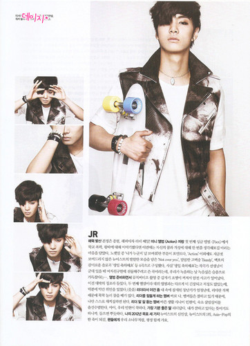 NU'EST in Ceci Magazine (August Issue)