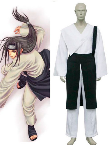 Naruto Shippuden Hyuuga Neji Cosplay Costume - naruto Photo