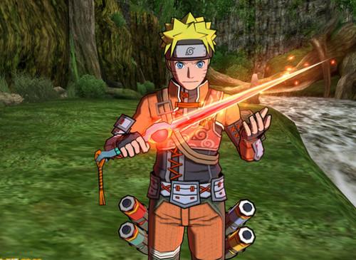 Naruto Uzumaki !