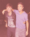 Nathan and Tom