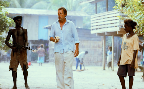 Hugh Laurie- Mr. Pip