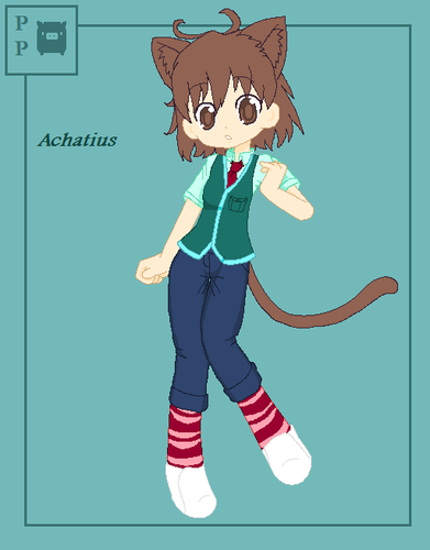 New OC: Achatius