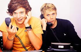 Niall and Harry= Narry