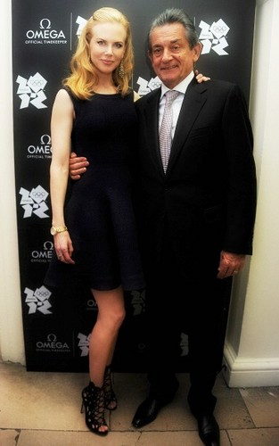 Nicole Kidman - Omega House london
