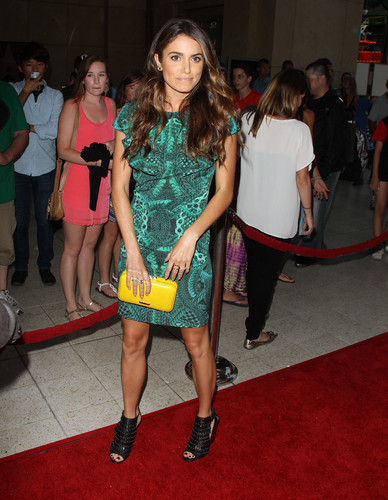 Nikki at  Carmen Steffens West Coast Flagship Store Opening in Los Angeles {02/08/12}. - nikki-reed Photo