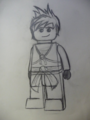 NinjaGo - ninjago fan art