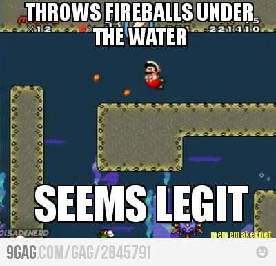 Nintendo logic