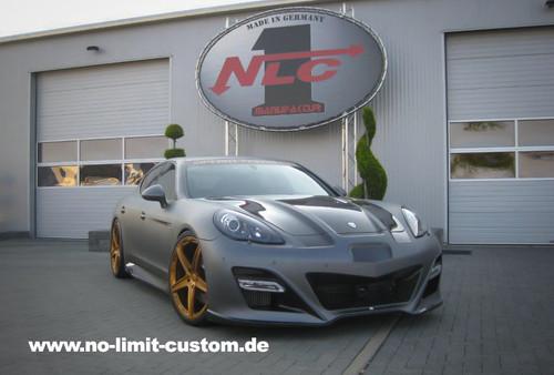 Porsche fond d'écran called No-Limit-Custom POrsche Panamera Turbo
