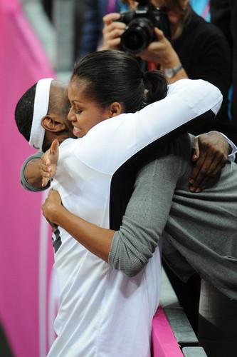 Olympics jour 2 - basketball, basket-ball [July 29, 2012]