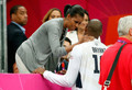 Olympics Day 2 - Basketball [July 29, 2012] - michelle-obama photo