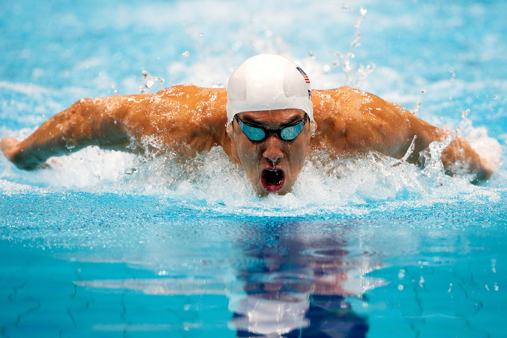 Olympics Day 3 - Swimming - Michael Phelps Photo (31662403 ...