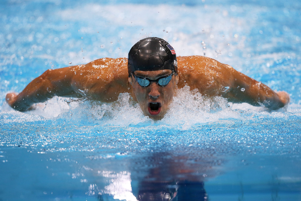 essay swimming competition