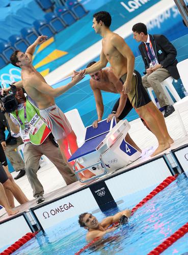 Olympics ngày 4 - Swimming