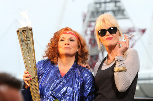 Absolutely Fabulous wallpaper titled Olympics