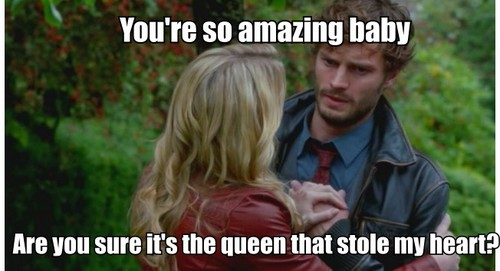 Once Upon A Pick Up Line: Emma & Graham