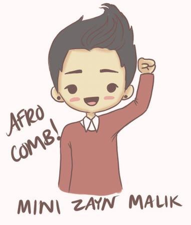 One Direction Cartoon♥