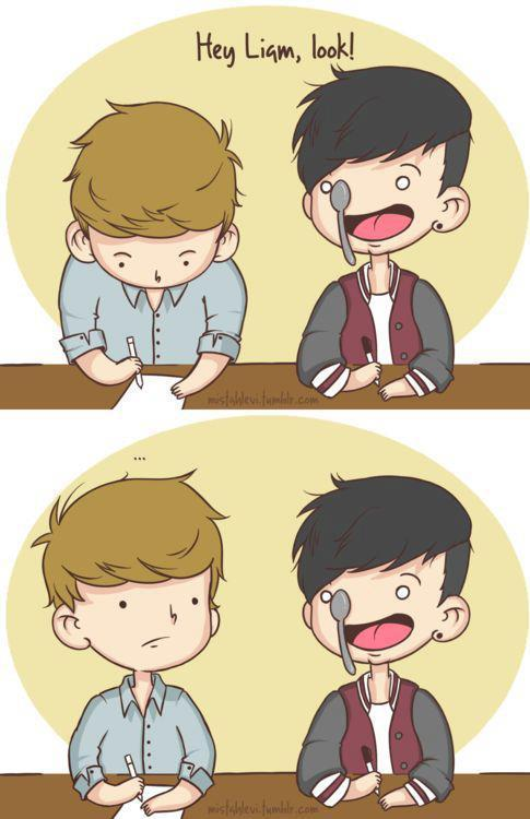 One Direction Cartoon♥ - One Direction - 47.4KB