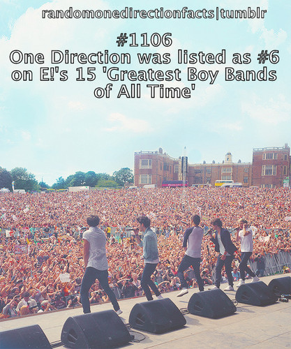One Direction Facts♥