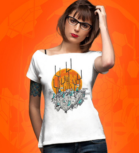 Origin of Symmetry tshirt